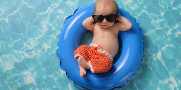 Stay cool during the hot summer months