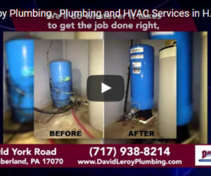 new cumberland hvac service video
