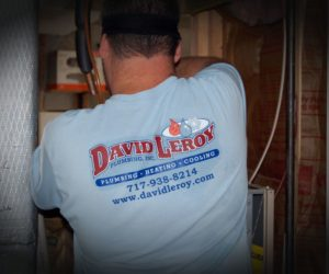 David LeRoy heating and cooling